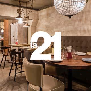 Restaurante La 21